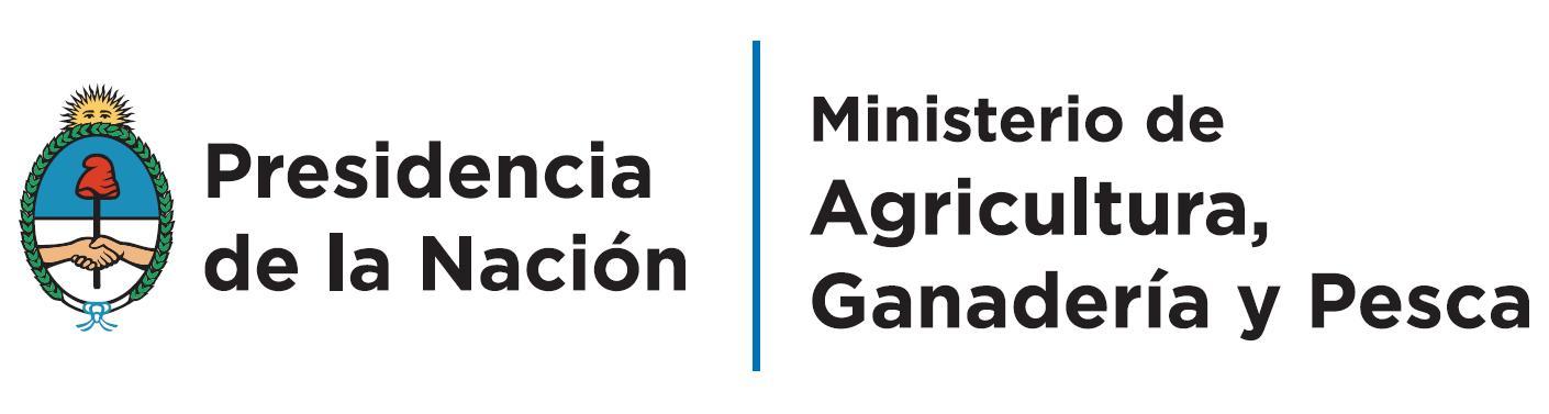 Min. Agricultura, ganaderia y pesca